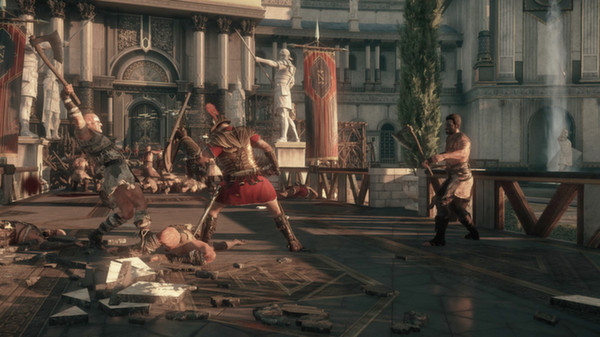 Скриншот №3 к Ryse Son of Rome