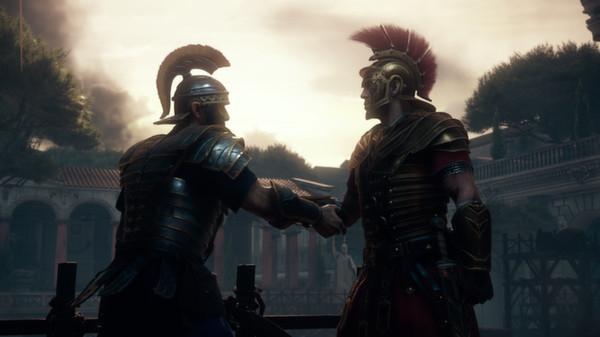 Скриншот №4 к Ryse Son of Rome