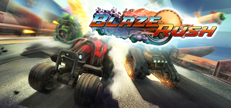 BlazeRush Cover Image