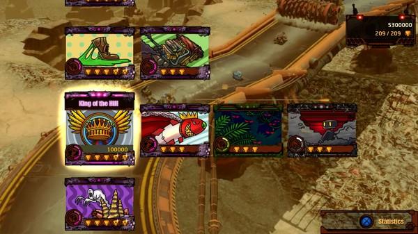 Скриншот №8 к BlazeRush