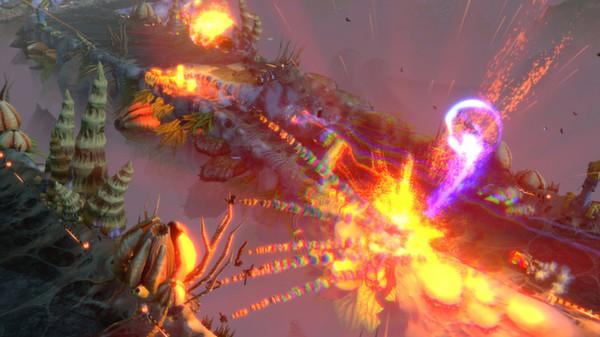 Скриншот №3 к BlazeRush