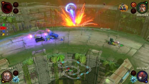 Скриншот №5 к BlazeRush