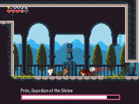 Momodora III screenshot