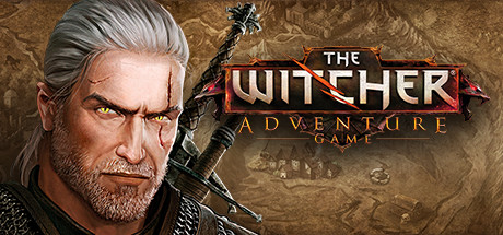 The Witcher Adventure Game Cover Image