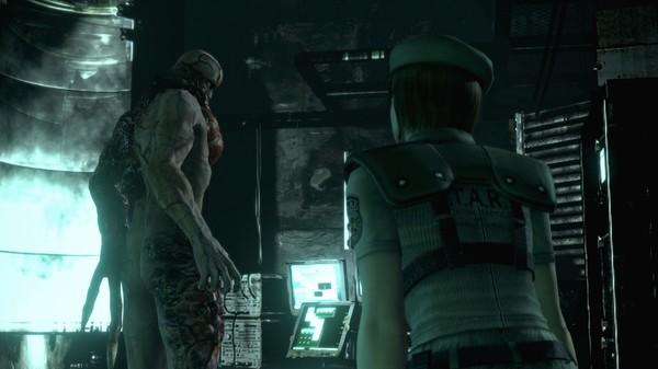 Скриншот №3 к Resident Evil
