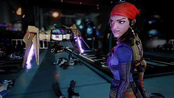 скриншот Agents of Mayhem 2