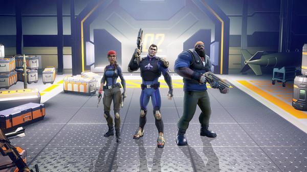 Скриншот №8 к Agents of Mayhem