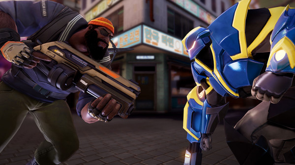 Скриншот №2 к Agents of Mayhem