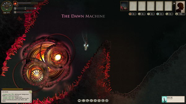 Sunless Sea скриншот