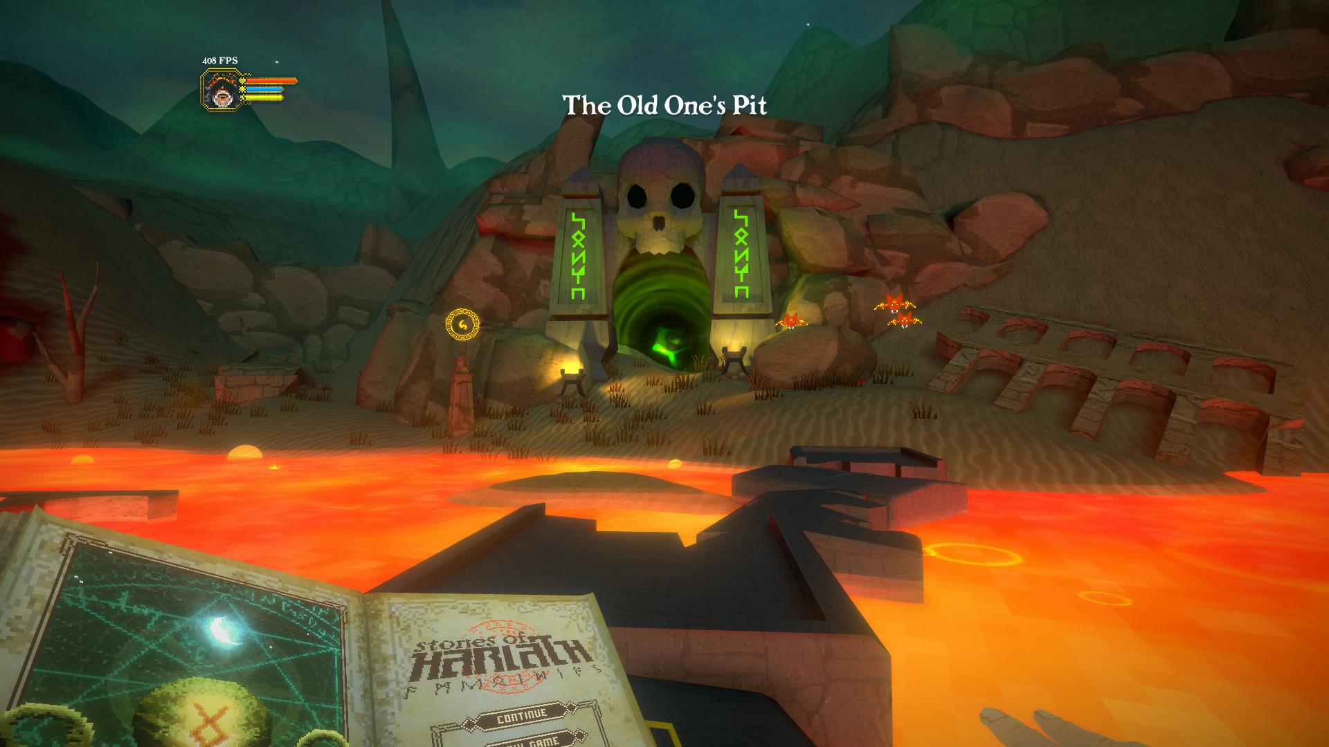Oculus Quest 游戏《Stones Of Harlath》哈拉斯之石插图(1)