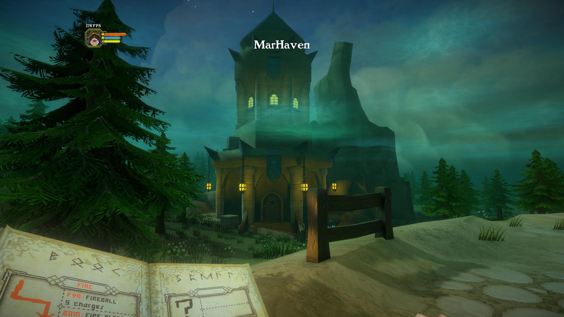Oculus Quest 游戏《Stones Of Harlath》哈拉斯之石插图(3)