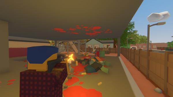 Screenshot of Unturned