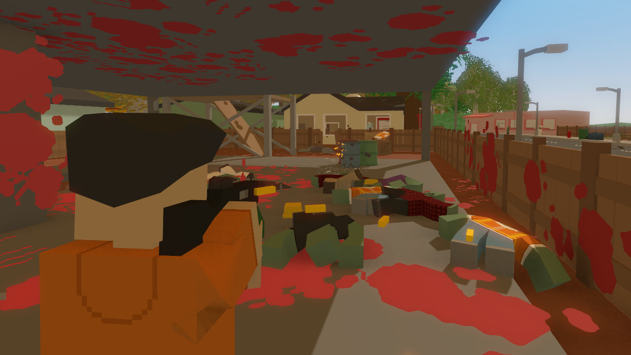 Best free-to-play games - Unturned