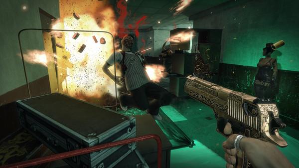 Скриншот №1 к Blue Estate The Game