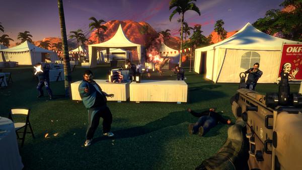 Скриншот №2 к Blue Estate The Game