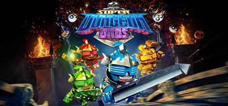 Game Banner Super Dungeon Bros
