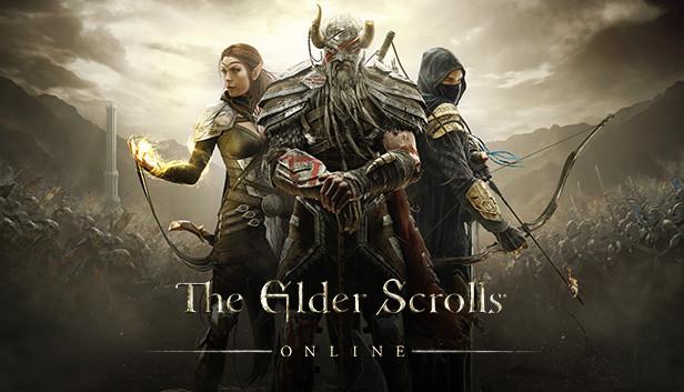 best Xbox one games; the elders scroll online