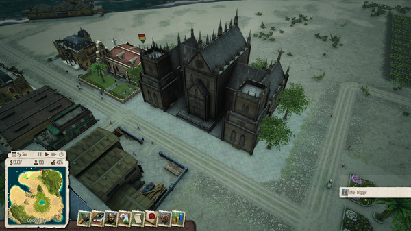 Скриншот №3 к Tropico 5 - Inquisition
