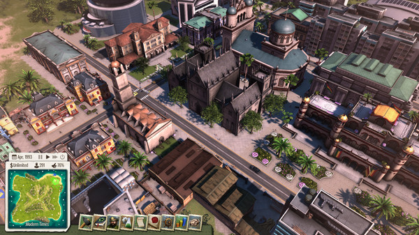Скриншот №5 к Tropico 5 - Inquisition