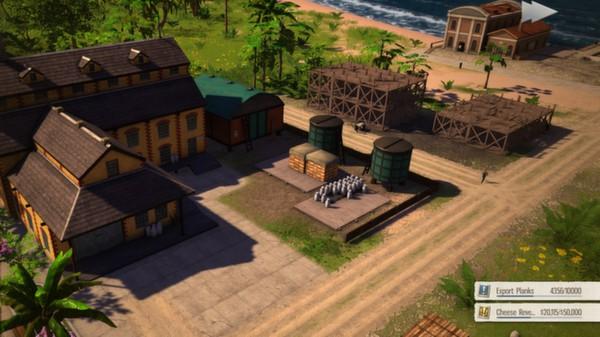Скриншот №3 к Tropico 5 - The Big Cheese