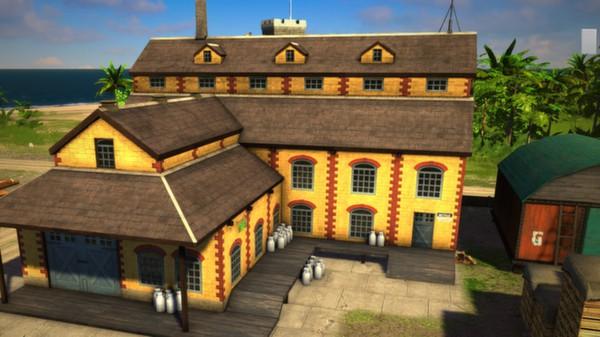 Скриншот №1 к Tropico 5 - The Big Cheese