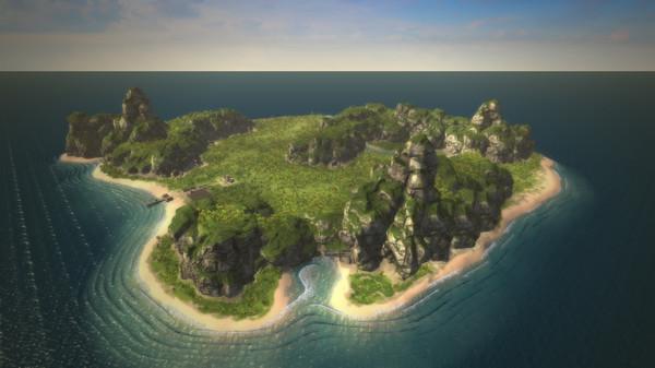 Скриншот №1 к Tropico 5 - T-Day