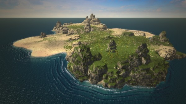 Скриншот №1 к Tropico 5 - The Supercomputer