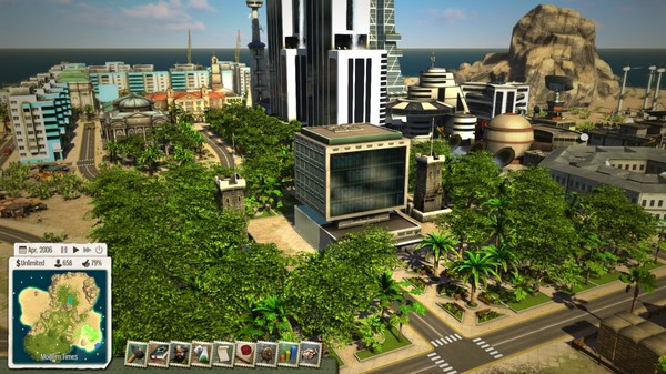 Скриншот №3 к Tropico 5 - The Supercomputer