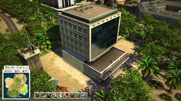 Скриншот №2 к Tropico 5 - The Supercomputer
