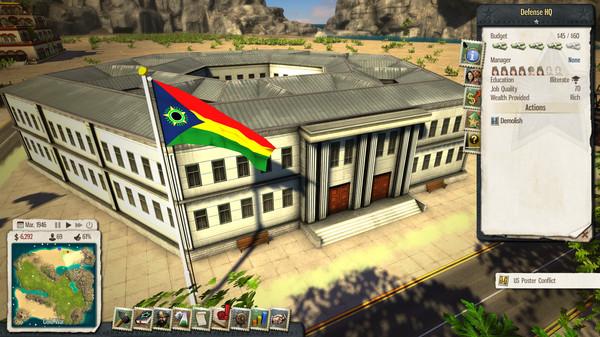 Скриншот №1 к Tropico 5 - Generalissimo