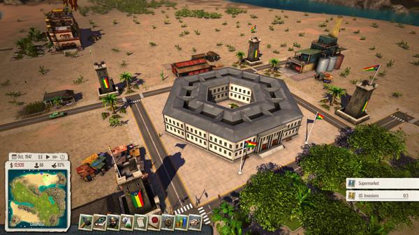 Скриншот №4 к Tropico 5 - Generalissimo