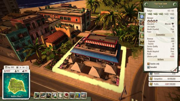 Скриншот №3 к Tropico 5 - Joint Venture