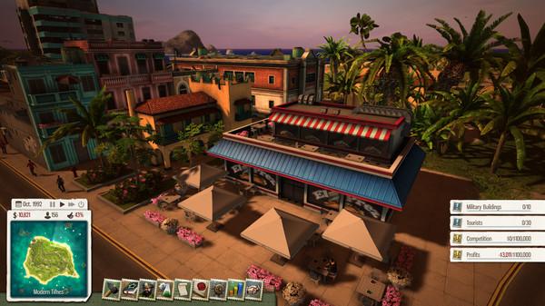 Скриншот №5 к Tropico 5 - Joint Venture