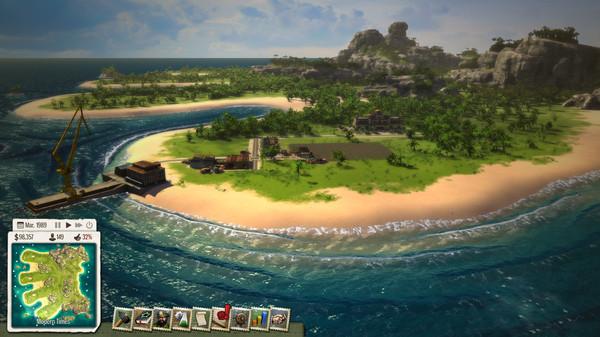 Скриншот №3 к Tropico 5 - Map Pack