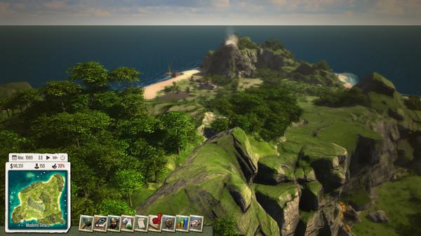 Скриншот №2 к Tropico 5 - Map Pack