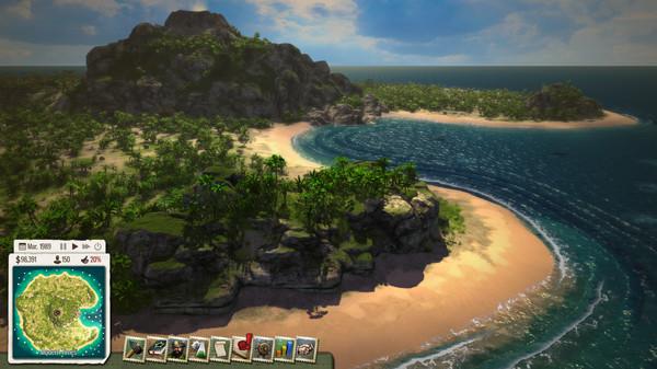 Скриншот №4 к Tropico 5 - Map Pack