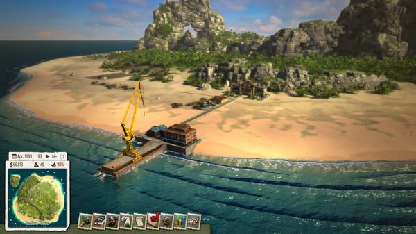 Скриншот №1 к Tropico 5 - Map Pack