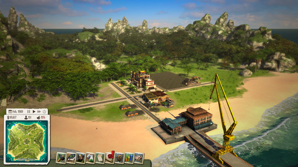 Скриншот №5 к Tropico 5 - Map Pack