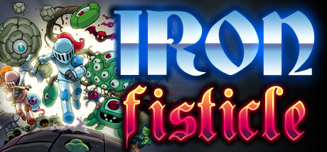 Iron Fisticle Cover Image