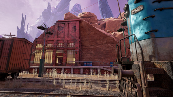 Скриншот №4 к Obduction