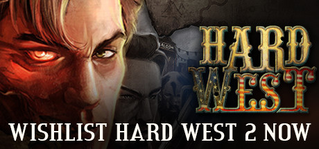 Hard West Cover Image
