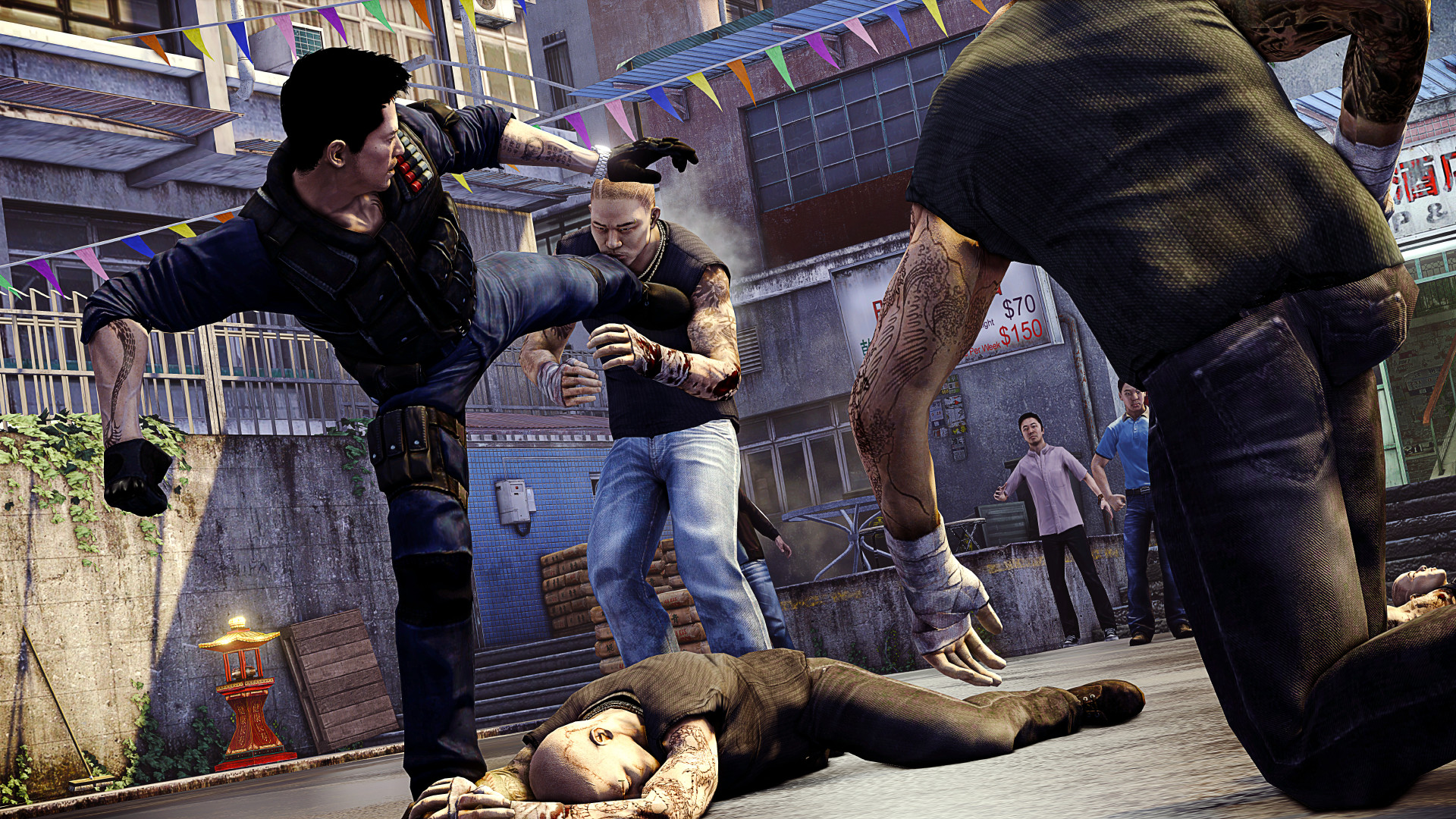 Image result for sleeping dogs