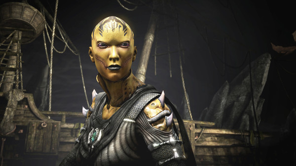 Скриншот №3 к Mortal Kombat X