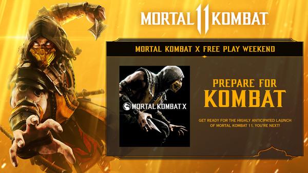 Скриншот №1 к Mortal Kombat X
