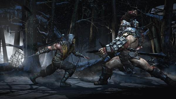 Скриншот №18 к Mortal Kombat X