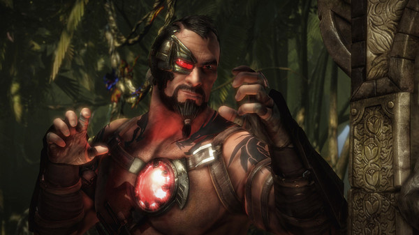Скриншот №9 к Mortal Kombat X