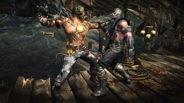 Скриншот №14 к Mortal Kombat X