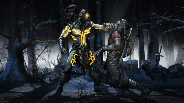 Скриншот №8 к Mortal Kombat X