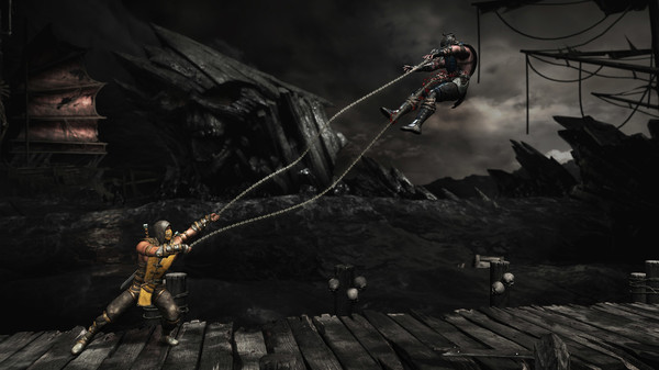 Скриншот №17 к Mortal Kombat X