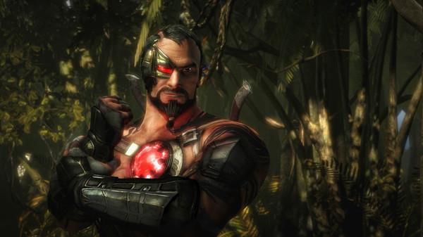 Скриншот №10 к Mortal Kombat X